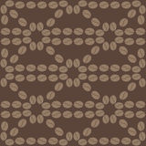 Coffee design seamless pattern 3 Royalty Free Stock Photo