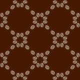 Coffee design seamless pattern 7 Royalty Free Stock Image