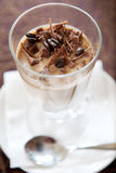 Coffee dessert Stock Image