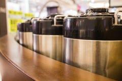 Coffee dispenser Stock Photography