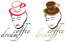 Coffee-dream Stock Image