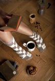Coffee Dreams Royalty Free Stock Photos
