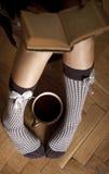 Coffee Dreams Stock Image