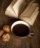 Coffee Dreams Stock Images
