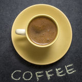 Coffee drink Stock Photos