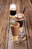 Coffee drinks Royalty Free Stock Images