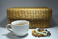 Coffee. Drinks modeled using the notion of difference Royalty Free Stock Images