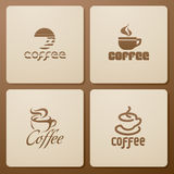 Coffee. Elements for design. Stock Photo