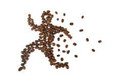 coffee energy Stock Photos
