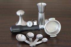 Coffee equipment Stock Images