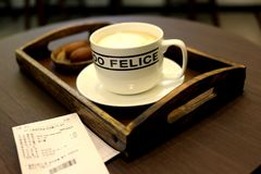Coffee, Espresso, Coffee Cup, Cup royalty free stock photography