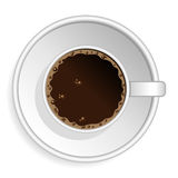 Coffee espresso cup Stock Image