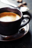 Coffee Espresso. Cup Of Coffee Stock Images