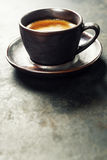 Coffee Espresso. Cup Of Coffee Royalty Free Stock Photo