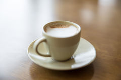 Coffee Espresso. Cup Of Coffee Royalty Free Stock Photos