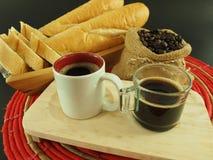 Coffee espresso lover. Stock Photo