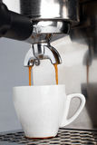Coffee Espresso Shot Royalty Free Stock Photos