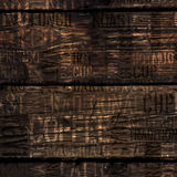 Coffee Experience Words On Wooden Texture. Royalty Free Stock Images