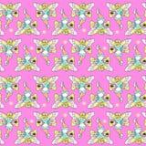 Coffee Fairy wallpaper Royalty Free Stock Photo