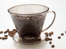 Coffee-filter Royalty Free Stock Images