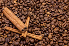 Coffee flavors royalty free stock image
