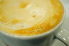 Coffee foam Stock Photos