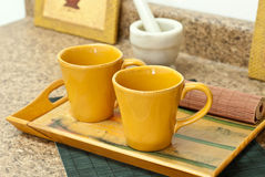 Coffee For Two Stock Image