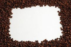Coffee Frame Stock Photos
