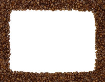 Coffee frame stock images