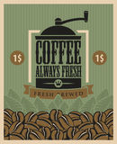 Coffee fresh Royalty Free Stock Images