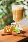 Coffee with ginger Stock Photo