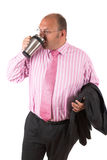Coffee on the go Stock Photography