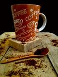 Coffee good morning stock photo