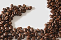 Coffee grain Stock Photography