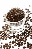 Coffee grain Stock Images