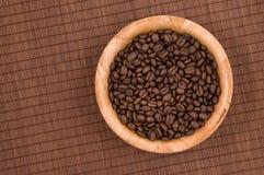 Coffee grains. Royalty Free Stock Photos