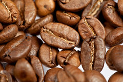 Coffee grains Royalty Free Stock Photos
