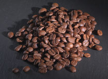 Coffee grains Stock Photography