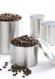 Coffee grains Royalty Free Stock Photos