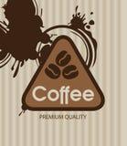 Coffee grains Stock Photos