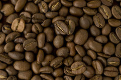 Coffee grains wallpaper XL Stock Photography