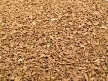 Coffee granules Royalty Free Stock Photo