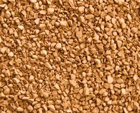 Coffee in granules Stock Images