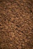 Coffee granules Royalty Free Stock Photos