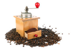 Coffee grind Royalty Free Stock Image