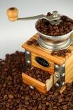 Coffee grinder Stock Photo