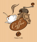 Coffee grinder Royalty Free Stock Image