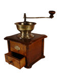Coffee grinder. Old coffee grinder Stock Image