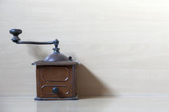 Coffee grinder Royalty Free Stock Images