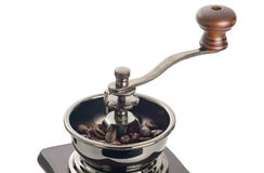 Coffee grinder. Royalty Free Stock Photography